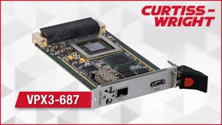 VPX3-687 10 Gigabit Ethernet Switch
