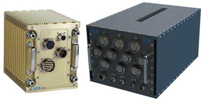Rugged ATR VPX chassis