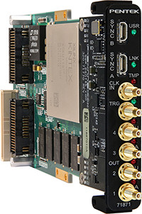 71871 Kintex Ultrascale FPGA XMC module