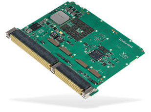 X-ES XCalibur4646 Secure 6U VPX Single Board Computer