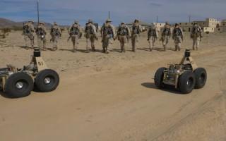 Photo courtesy of DARPA.