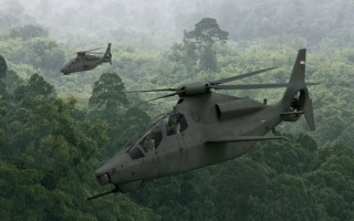 Army Future Attack Reconnaissance Aircraft program selects team
