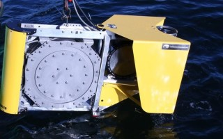 Underwater acoustic communication system developed by GeoSpectrum