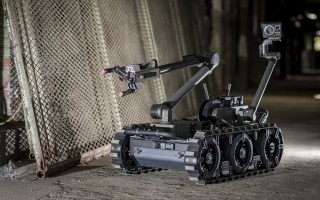 Centaur UGVs to be delivered to U.S. Army and Navy