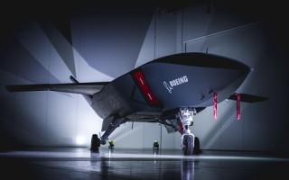 Unmanned fighter planes (UCAVs) and the kill web