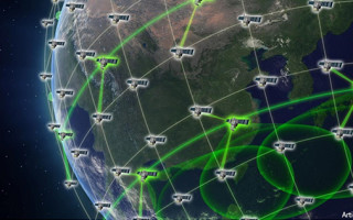 Satellite comms contracts under Blackjack program awarded by DARPA