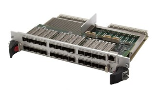 Abaco Announces Manufacturing of First Customer Shipments of GBX25 6U VME Ethernet Switch Enabled by State of the Art Manufacturing Investment