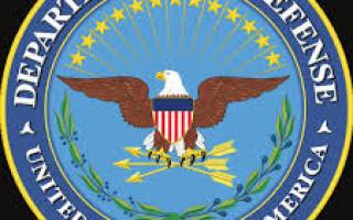 Market forecast for Department of Defense funding