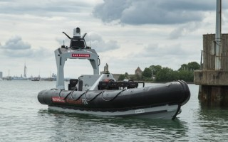 Autonomous sea boats to be produced with BAE Systems, Royal Navy