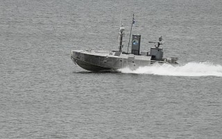 Unmanned surface vessel project gets green light with U.S. Navy contract