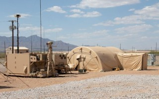 Laser weapons for air defense being tested by U.S. Army