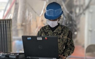 Software to track COVID-19 cases aboard ships developed by Navy