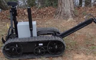Vibration-based sensing system developed for land mine identification