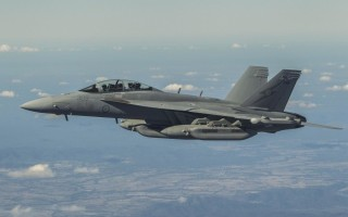 EA-18G Growler photo: Royal Australian Air Force