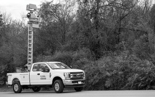 Intelligent mobile surveillance towers use AI, sensors to reduce workload for border and antiterrorism agents
