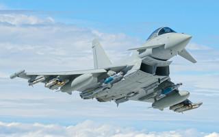 T3 Typhoon photo: UK Royal Air Force/SAC Cathy Sharples