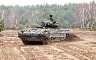 Self-protection system for infantry vehicles to undergo sensor improvements