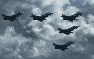 VME technology from Abaco Systems to support European fighter aircraft fleet tech upgrade