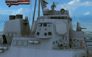 Maritime electronic warfare capability in production for SEWIP Block 3 systems