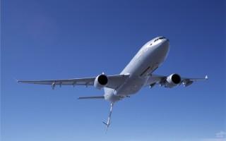 Airbus photo.