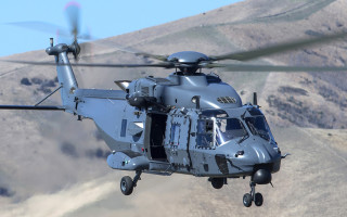 Flight-deck system for helicopters from Abaco wins major contract with European tech company