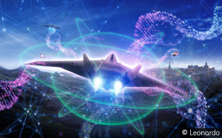 Data-powered radar and human-autonomy teaming bolster U.K.'s next-gen combat air system