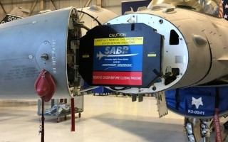 AN/APG-83 SABR radar undergoes upgrades for domestic defense