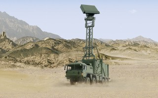 TRML-3D surveillance radar delivered to Royal Thai Army