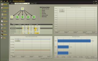 PacStar screen shot