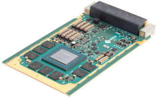 EIZO Releases 3U VPX Graphics/GPGPU Card Based on NVIDIA Turing (TU104) for AI Applications in the Defense Market