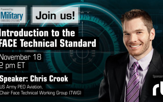 """Military avionics WEBCAST: """"An Introduction to FACE"""" Nov 18 at 2 pm est"""