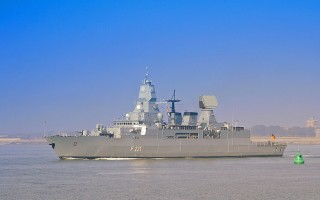 Radar systems to be delivered to German Navy under IAI, HENSOLDT agreement