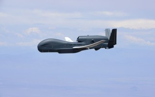 Global Hawk Ground Station Modernization Program completes first flight