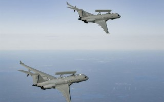 GlobalEye surveillance system garners another contract for Saab