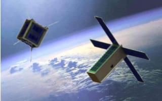 CubeSat image: Tiger Innovations