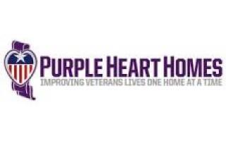 Giving Back -- Purple Heart Homes