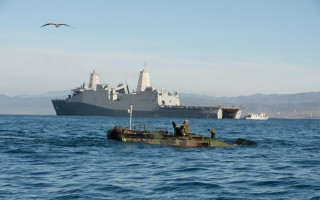 Amphibious Combat Vehicles to be delivered to USMC under BAE Systems contract