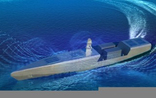 Naval autonomy and AI technology goal of Rolls-Royce R&D funding