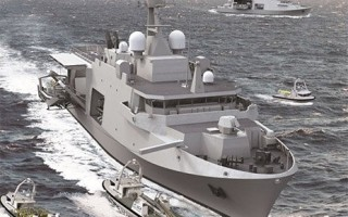 SCANTER 6000 X-band radar to equip Belgian, Netherlands navies