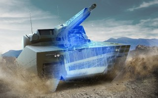 Intelligent infantry fighting vehicle to replace Bradley fleet in 2028