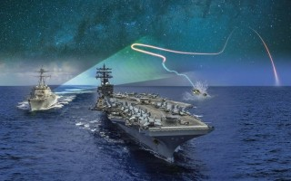 Major EW update set for initial test by U.S. Navy