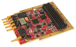 FMC165 FPGA Mezzanine Card Released by Abaco Systems