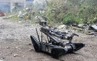 Endeavor Robotics photo