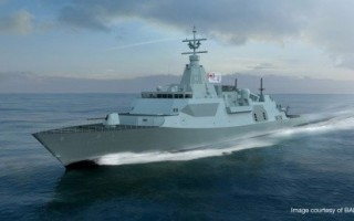 L3 Technologies key member of team for Canadian combat-ship program