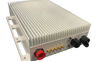 Software-defined radio in rugged form