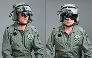 Helmet mounted display systems selected for the Army's Air Soldier System