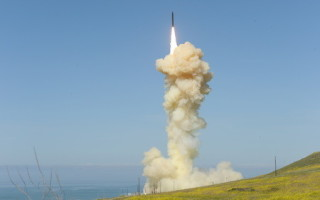 U.S. Missile Defense Agency reports successful test of ground-based ICBM interceptors