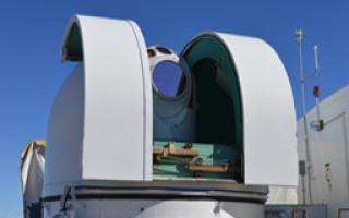 AFRL SHiELD program demonstrates directed energy laser system