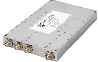 Mercury Systems Introduces SpectrumSeries Microwave Synthesizer with Industry-Leading Phase Noise Performance