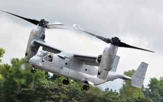 AI capability to improve CV-22 maintenance planning being tested by Raytheon